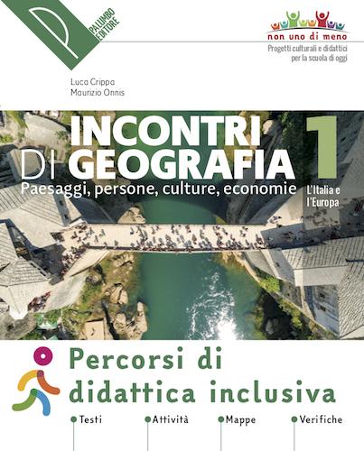 Incontri di geografia - Didattica inclusiva 1