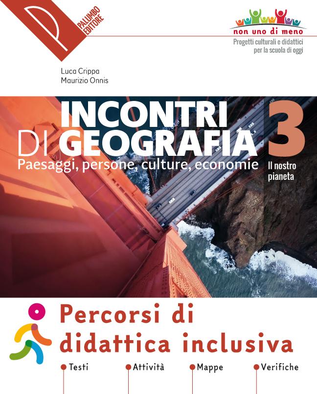 Incontri di geografia - Didattica inclusiva 3