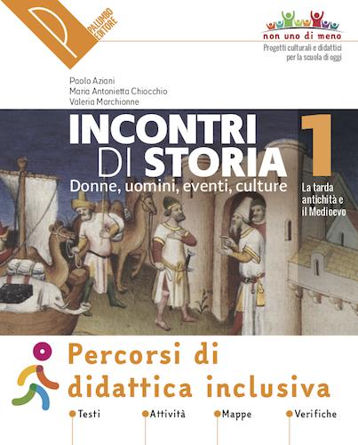 Incontri di storia - Didattica inclusiva 1