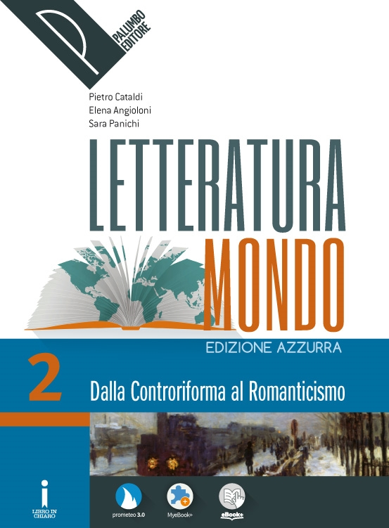 LetteraturaMondo vol.2 + Percorsi 2