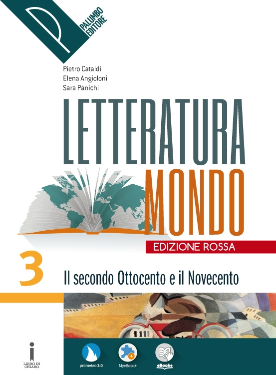 LetteraturaMondo vol.3