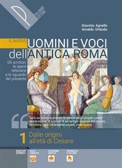 Il nuovo Uomini e voci dell'antica Roma