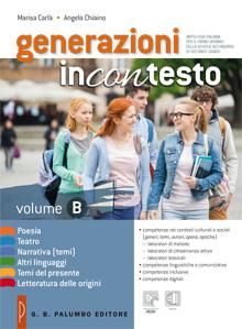 Generazioni incontesto - Volume B + Prove INVALSI
