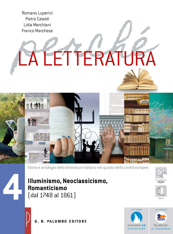 Perch� la letteratura - Volume 4