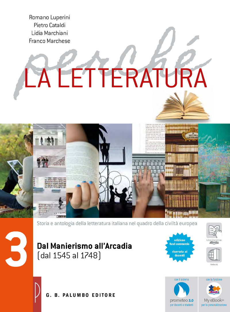 Perch� la letteratura - Volume 3
