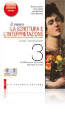 Il nuovo La scrittura e l'interpretazione - Edizione Rossa - VOLUME 3