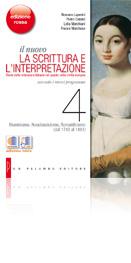 Il nuovo La scrittura e l'interpretazione - Edizione Rossa - VOLUME 4